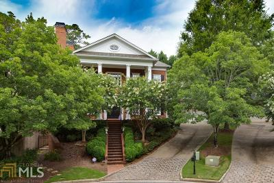 Roswell, Sandy Springs Single Family Home For Sale: 225 High Point Walk