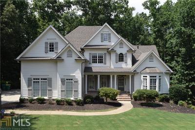 Milton Single Family Home For Sale: 872 Hallbrook Ln