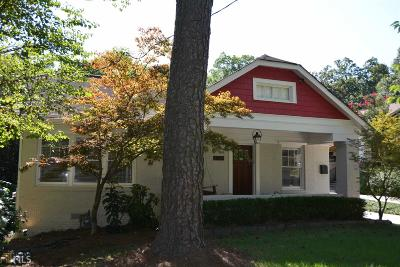 Piedmont Heights Single Family Home For Sale: 1878 Monroe Dr
