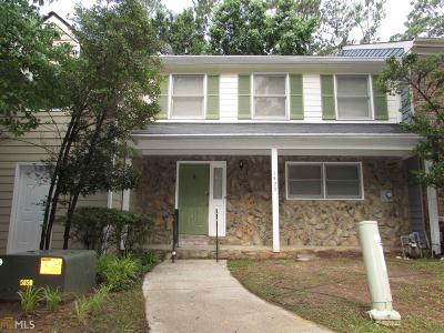 Marietta Rental New: 1420 Twin Branches Cir