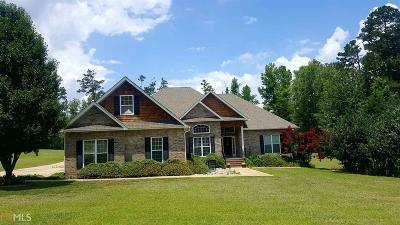 Haddock, Milledgeville, Sparta Single Family Home For Sale: 168 Lakeport