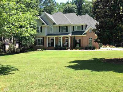 Peachtree City Single Family Home For Sale: 1801 Brookhaven Dr