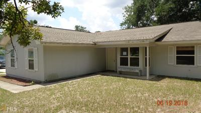 Camden County Single Family Home New: 2600 Plantation Drive