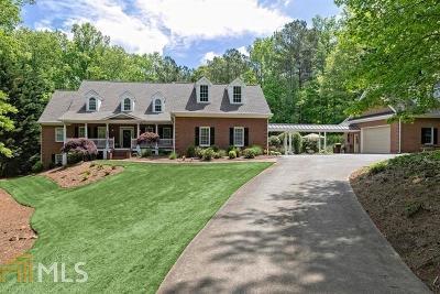 Marietta Single Family Home New: 810 Gordon Combs Rd