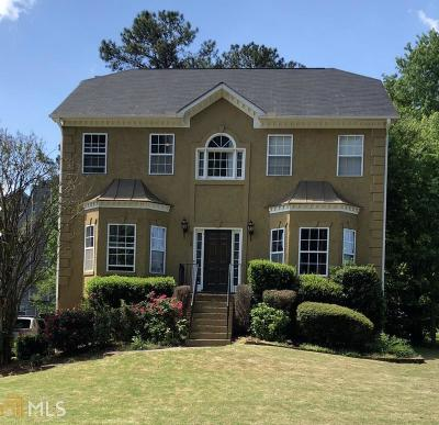 Marietta Single Family Home New: 2150 Brandon Lee Drive