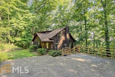 Blairsville Single Family Home New: 52 Robertson Dr