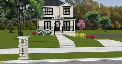 Atlanta Single Family Home New: 649 Elmwood Dr