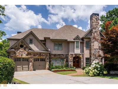 Atlanta Single Family Home New: 740 Estate Way