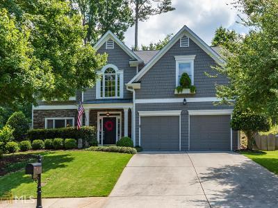 Duluth Single Family Home New: 4210 Canterbury Walk Drive