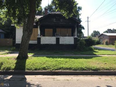 Griffin Single Family Home New: 216 N 8th St