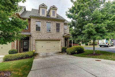 Alpharetta Condo/Townhouse New: 10424 Park Walk Pt #5