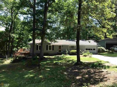 Conyers Single Family Home New: 3605 Enchanted Lake