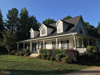 Newborn Single Family Home For Sale: 115 Crestview Ln