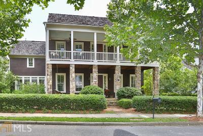 Single Family Home New: 6430 Vickery Creek Rd