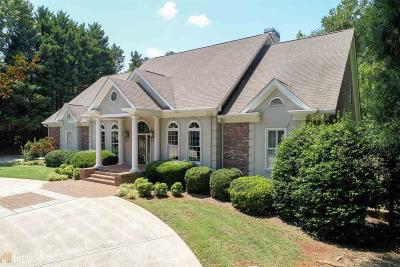 Gainesville Single Family Home For Sale: 2489 Club Dr