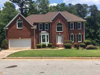 Stone Mountain Single Family Home New: 213 Scenic View Ln