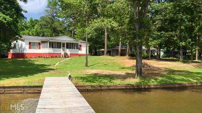 Buckhead, Eatonton, Milledgeville Single Family Home For Sale: 106 Emily Pl