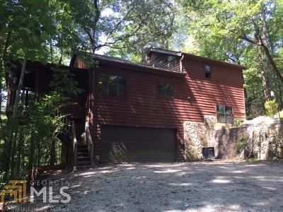 Rabun County Single Family Home For Sale: 96 Amaryllis