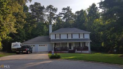 Douglasville Single Family Home New: 3810 Glade Ave