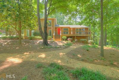 Berkeley Lake Single Family Home Under Contract: 615 Lakeshore Dr