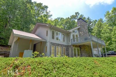 Blairsville Single Family Home New: 361 Lunsford Rd