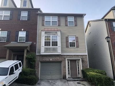 Atlanta Condo/Townhouse New: 3637 SW Utoy Dr