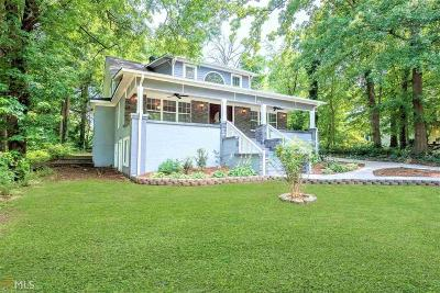 College Park Single Family Home Under Contract: 1682 Hawthorne Ave