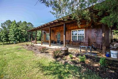 Gordon County Single Family Home For Sale: 1969 Moores Ferry Rd