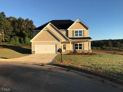 Carroll County Single Family Home New: 1126 Red Bud Cir