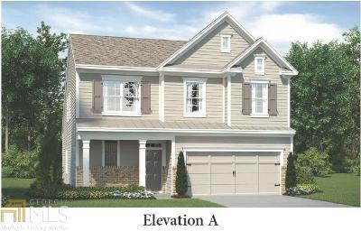 Mcdonough Single Family Home New: 3519 Wheeler Ln