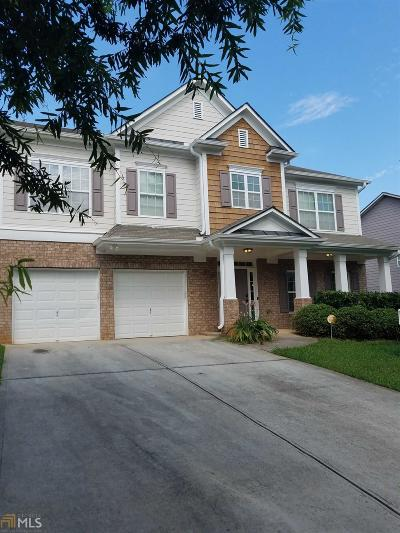 Newton County Single Family Home New: 100 Kestrel Cir
