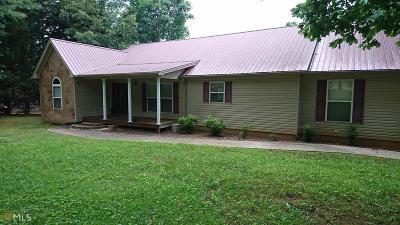 Gainesville Single Family Home New: 4980 Weaver Rd