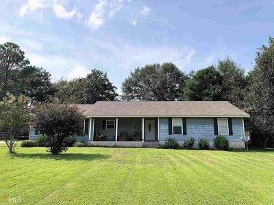 Statesboro Single Family Home New: 211 Foxlake