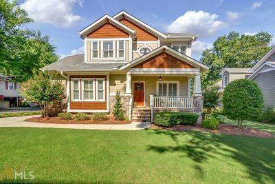 Marietta Single Family Home New: 146 Coryell St