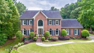 Snellville Single Family Home New: 1580 Winding Creek Cir