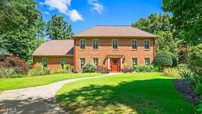 Roswell Single Family Home New: 3357 River Birch Way