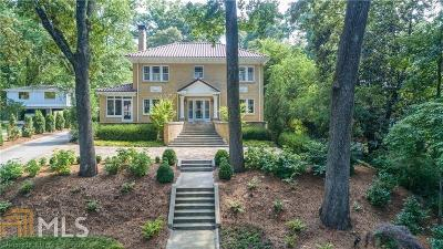 Dekalb County Single Family Home For Sale: 1945 Ponce De Leon Ave