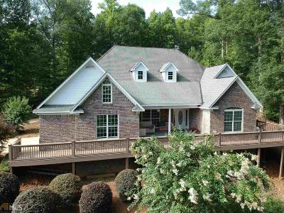 Fortson Single Family Home Under Contract: 127 Cove Hollow