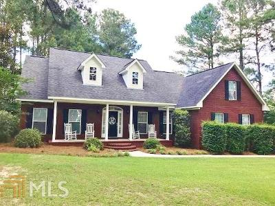 Statesboro Single Family Home For Sale: 1601 Lennox Rd