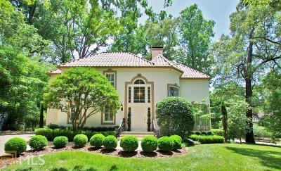 Atlanta Single Family Home New: 861 E Rock Springs Road NE