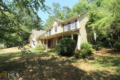 Kennesaw Single Family Home New: 2196 Nine Oaks Dr