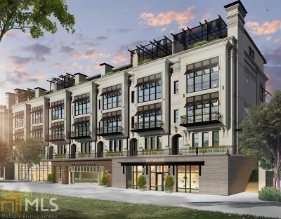 Atlanta Condo/Townhouse New: 661 Auburn Ave #12