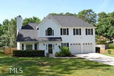 Acworth Single Family Home New: 1183 Meadow Oaks Dr