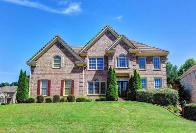 Suwanee Single Family Home New: 409 Edmond Ct