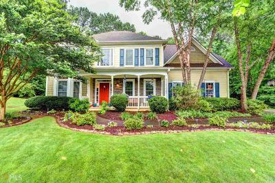 Suwanee Single Family Home New: 34 Walnut Grove Ct
