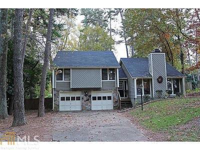 Stone Mountain Single Family Home New: 5355 Biffle Rd