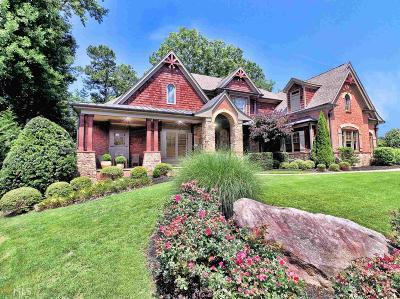 Single Family Home New: 4035 Carissa Trce
