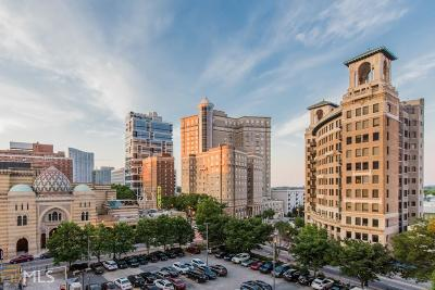 Atlanta Condo/Townhouse New: 620 Peachtree St #701