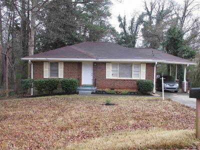 Dekalb County Single Family Home For Sale: 1784 Danrich