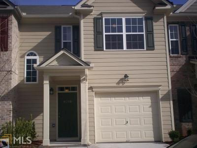 Atlanta Condo/Townhouse New: 4019 Fireoak Dr